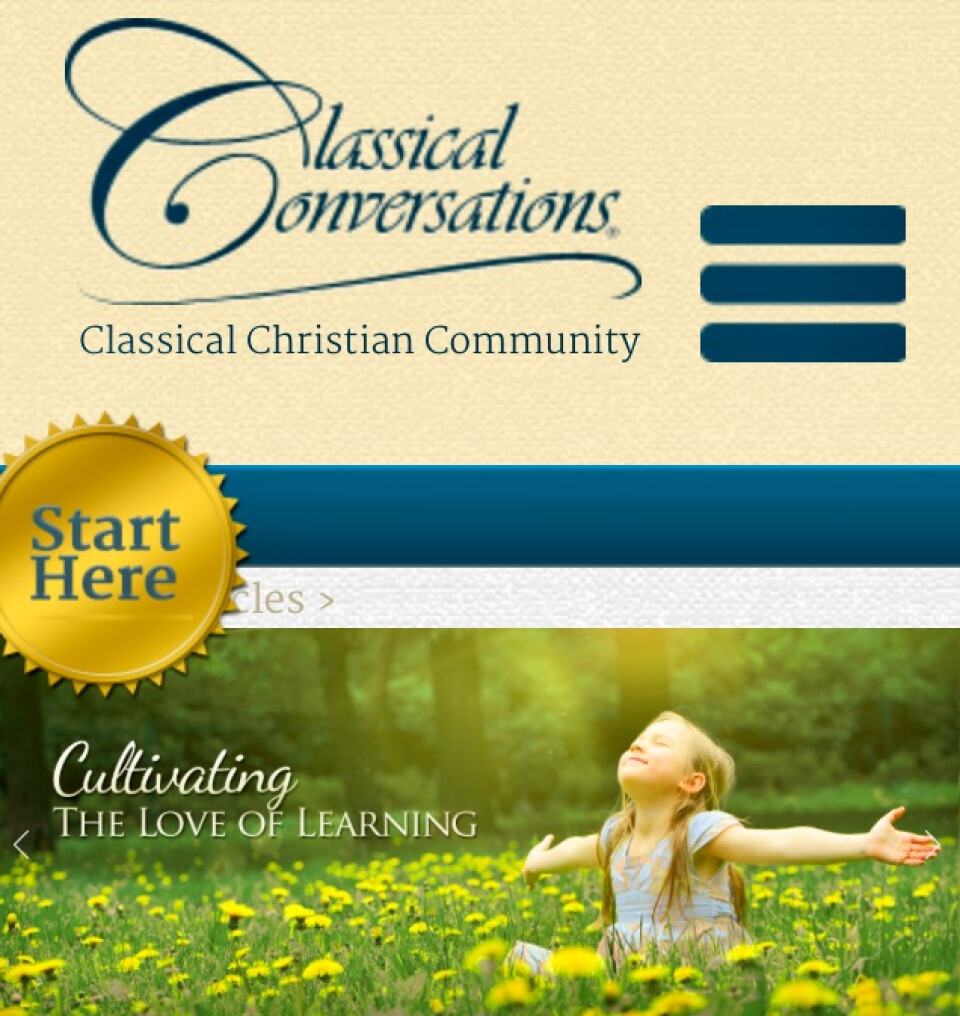 Classical Conversations Homeschool Group, Upstairs Education Wing, Library, Choir Room