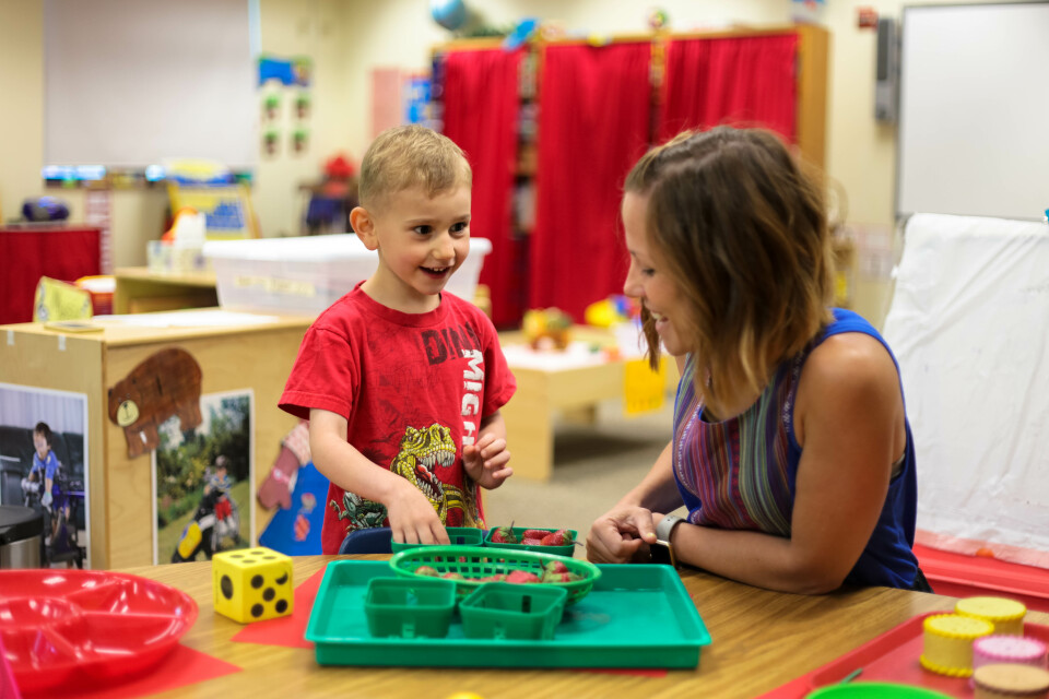 Faith Lutheran's Discovery Center Preschool