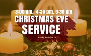 Christmas Eve Worship