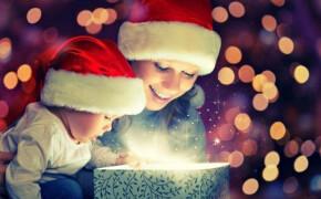 Advent Festival and Grandma