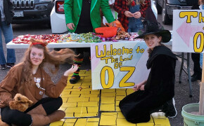 Trunk or Treat / Spooky Music