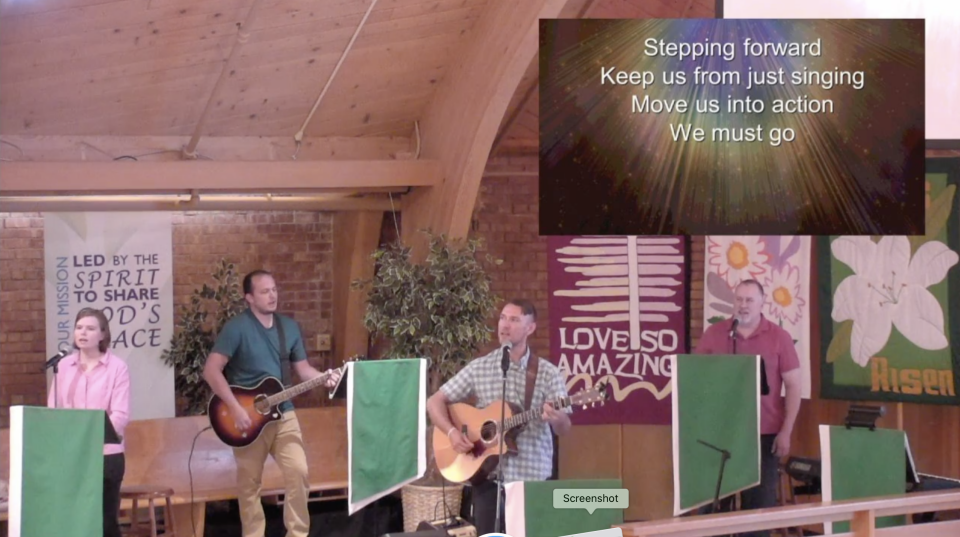 10:30 am Worship Livestream