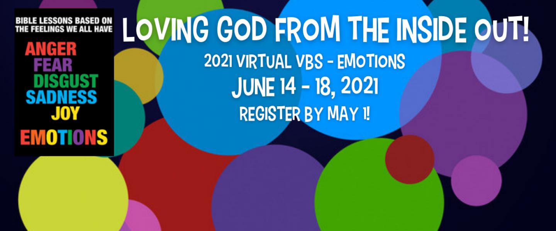 2021 Virtual VBS