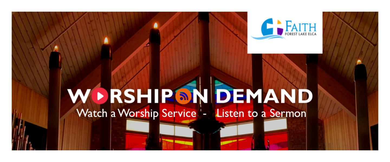 Worship On Demand