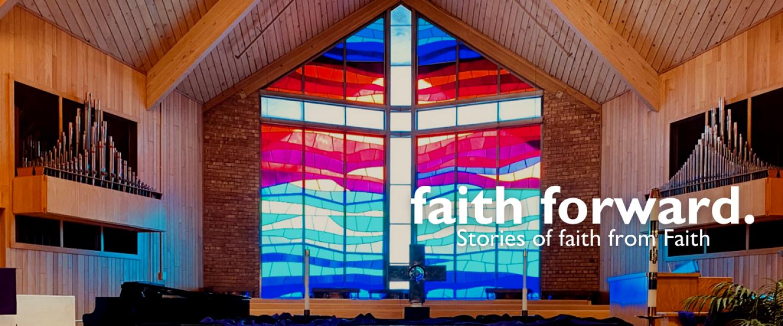 Faith Forward.